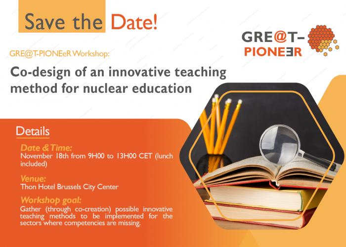 GRE@T-PIONEeR stakeholder workshop